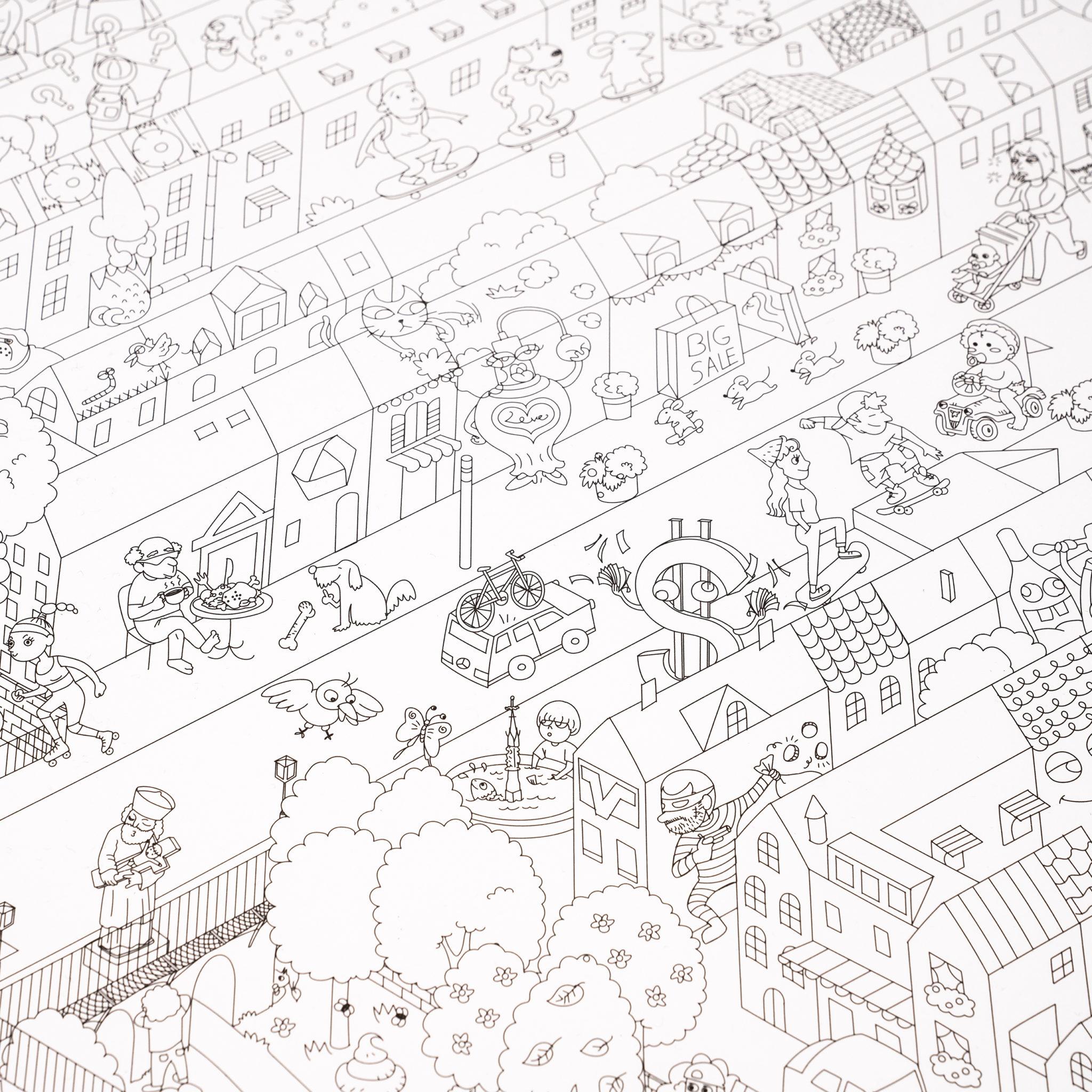 rottweiler ausmalkarte  hak design studio